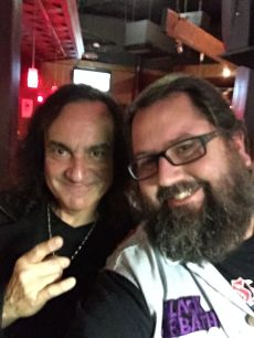 Vinny Appice and Monkey Boy