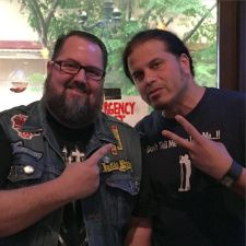 Jeff Scott Soto and Monkey Boy
