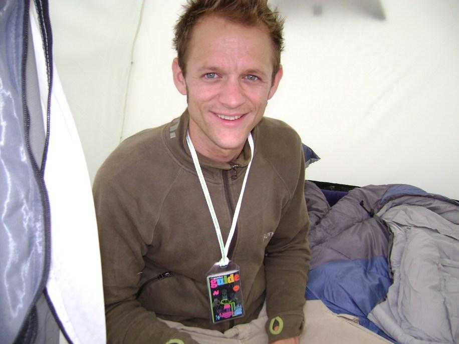 VIP Glastonbury Camping Experience