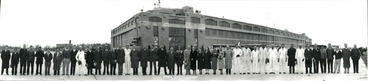 Wayne County Airport 1930s