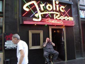 frolic room