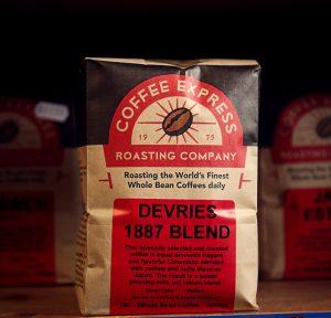 Coffee Express DeVries
