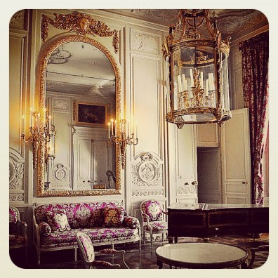 11 The Grand Salon, Marie Antoinette Petit Trianon, Versailles