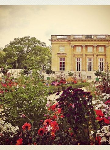 12 The Front Countyard, Marie Antoinette Petit Trianon, Versailles
