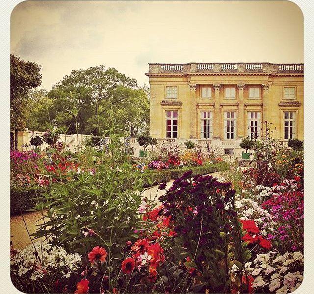 12 The Front Countyard, Marie Antoinette Petit Trianon, Versailles