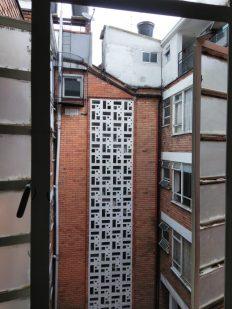 Brickwork in La Soledad