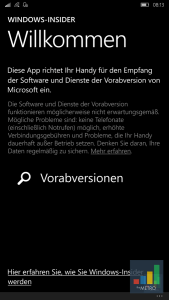 Windows 10 Mobile Preview1 2