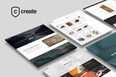 Introducing Create  Our New Multipurpose WordPress Theme   ThemeTrust Create is our brand new multipurpose WordPress theme  It s our most  powerful and flexible theme yet  Built around the awesome open source Page  Builder from