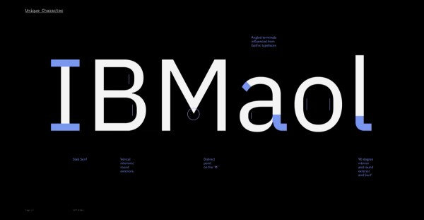 IBM Plex - Free Font by IBM