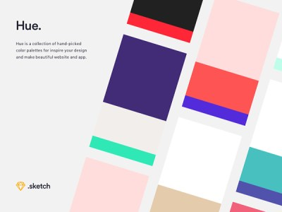 Hue - Free Website & App Color Palettes