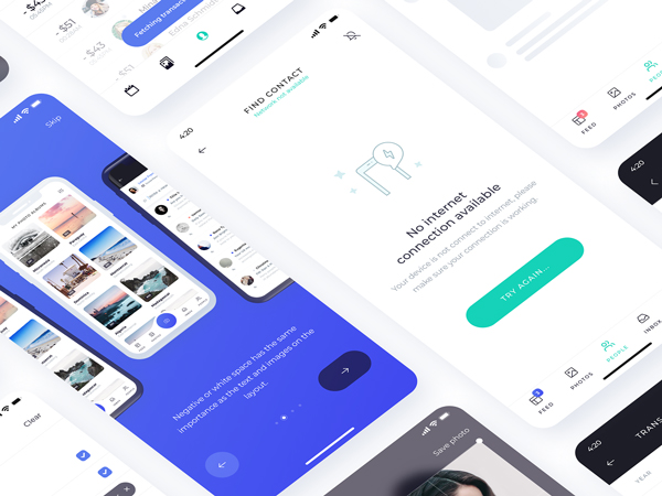 Atro Free UI Kit