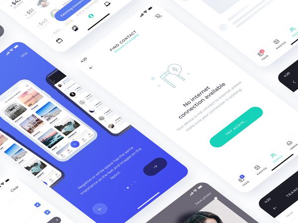 Atro Free UI Kit