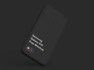 Free Samsung Galaxy S10+ Mockup