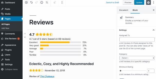 6 Best WordPress Review Plugins for 2019
