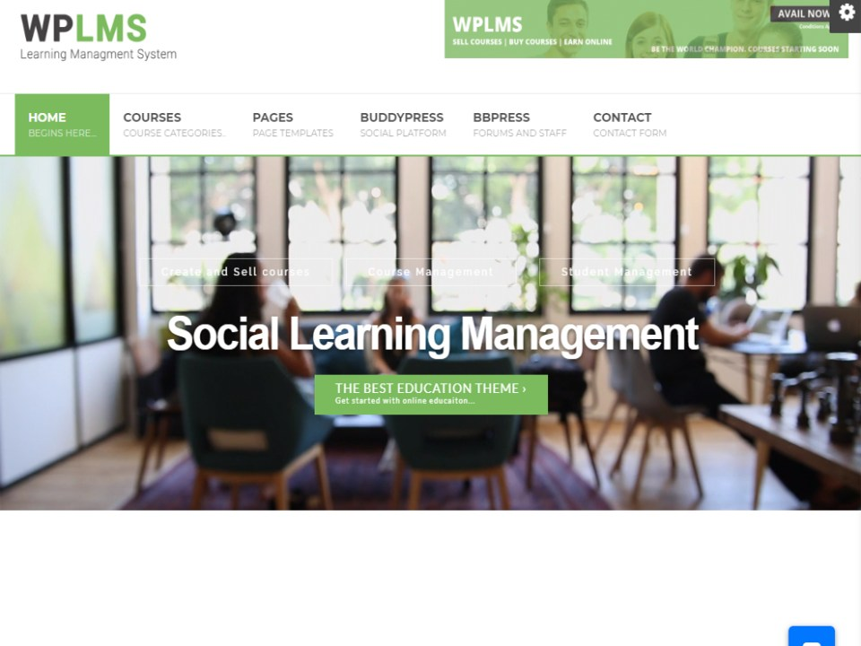 Best Education WordPress Themes for Online Courses, Schools, Universities in 2019
