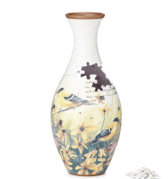 DIY 3D Puzzle Vase - game and prop all in one!