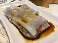 Rice Roll with BBQ Pork