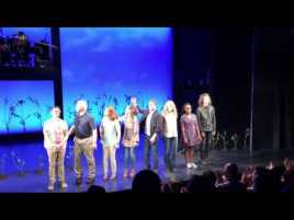 Fantastic cast. Ben Platt is my new celeb crush. I am really considering watching this for a second time.