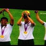 Mexico Takes Gold in Men's Soccer at 2012 London Olympics 8