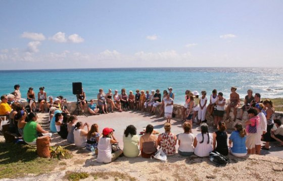 We Move Forward Conference, Isla Mujeres