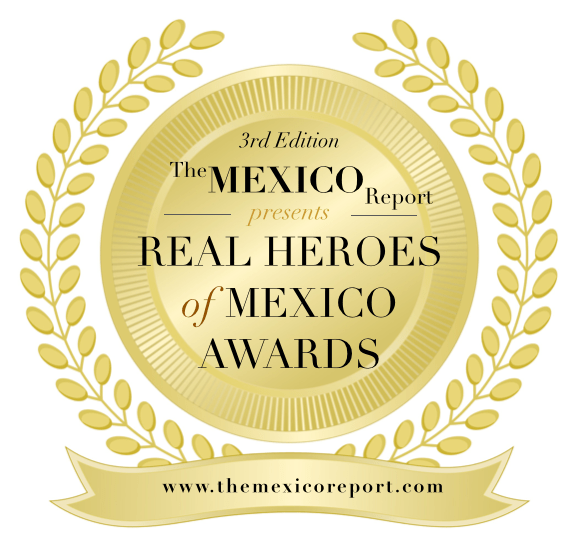 Real Heroes of Mexico logo