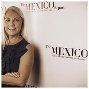 Susie Albin-Najera, creator and editor of The Mexico Report