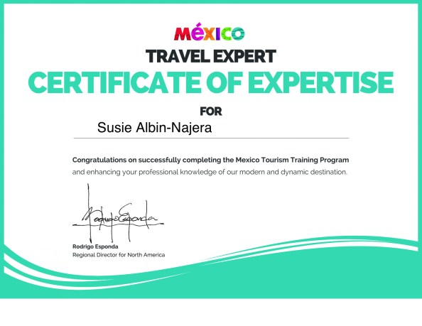SAN Mexico Travel Expert