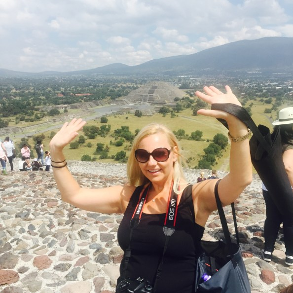 Teotihuacan - Pyramid of the Sun (©The Mexico Report www.themexicoreport.com)