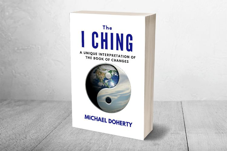 The I-CHING book Michael Doherty