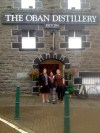 The men at Oban Distillery