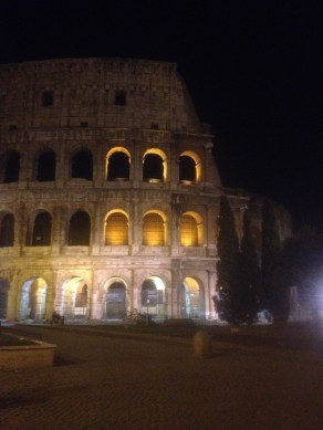 Welcome to Roma