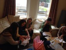 Decorating onesies (or body suits, or some other weird Scottish name)