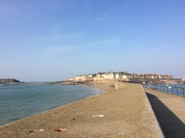 St Malo, the walled city