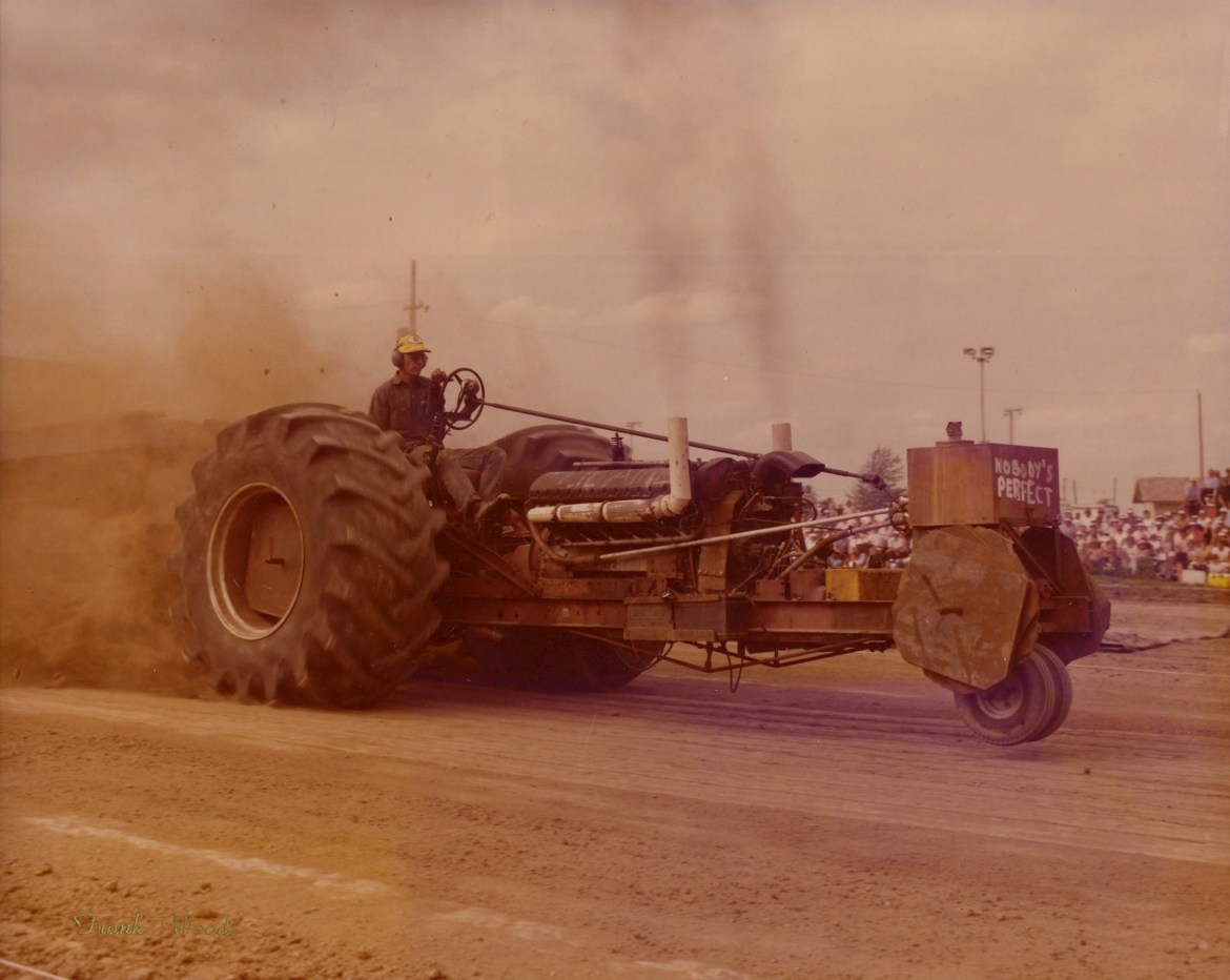 EJ Potter Tractor Pulling - Nobody