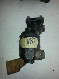 1B : Fuel Pump Motor - Chandler Evans Corp./Black and Decker electric company (1/8 hp)