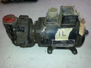 1L - 3P AC motor--EEMCO, part #945022B