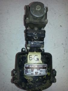 5G - Fuel Pump Motor - Pump Engineering Service Corp. (1/5 hp)