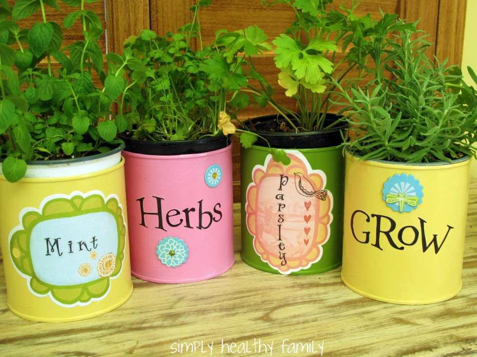 7 Easy DIY Garden Gift Ideas