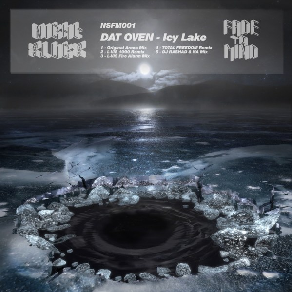 Night_Slug_Free_To_Mind_Dat_Oven_Icy_Lake_EP_2014_Cover