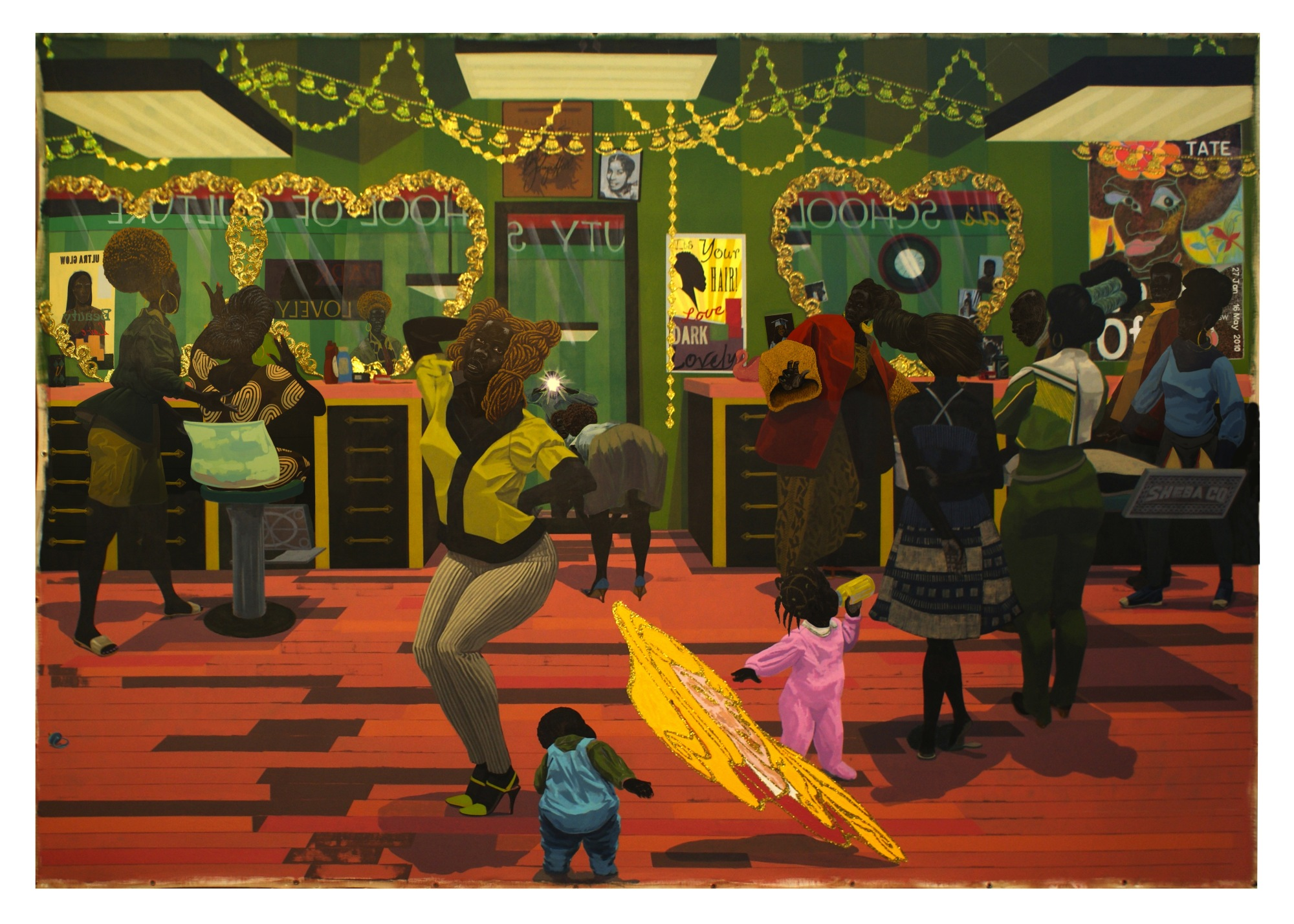 King Of The Black Aesthetic Kerry James Marshall The