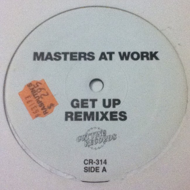 Masters At Work - Get Up Remixes
