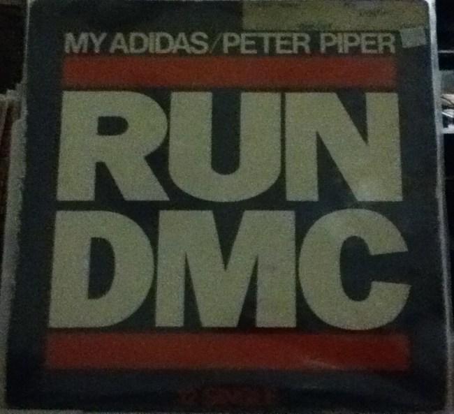 Run DMC Peter Piper My Adidas