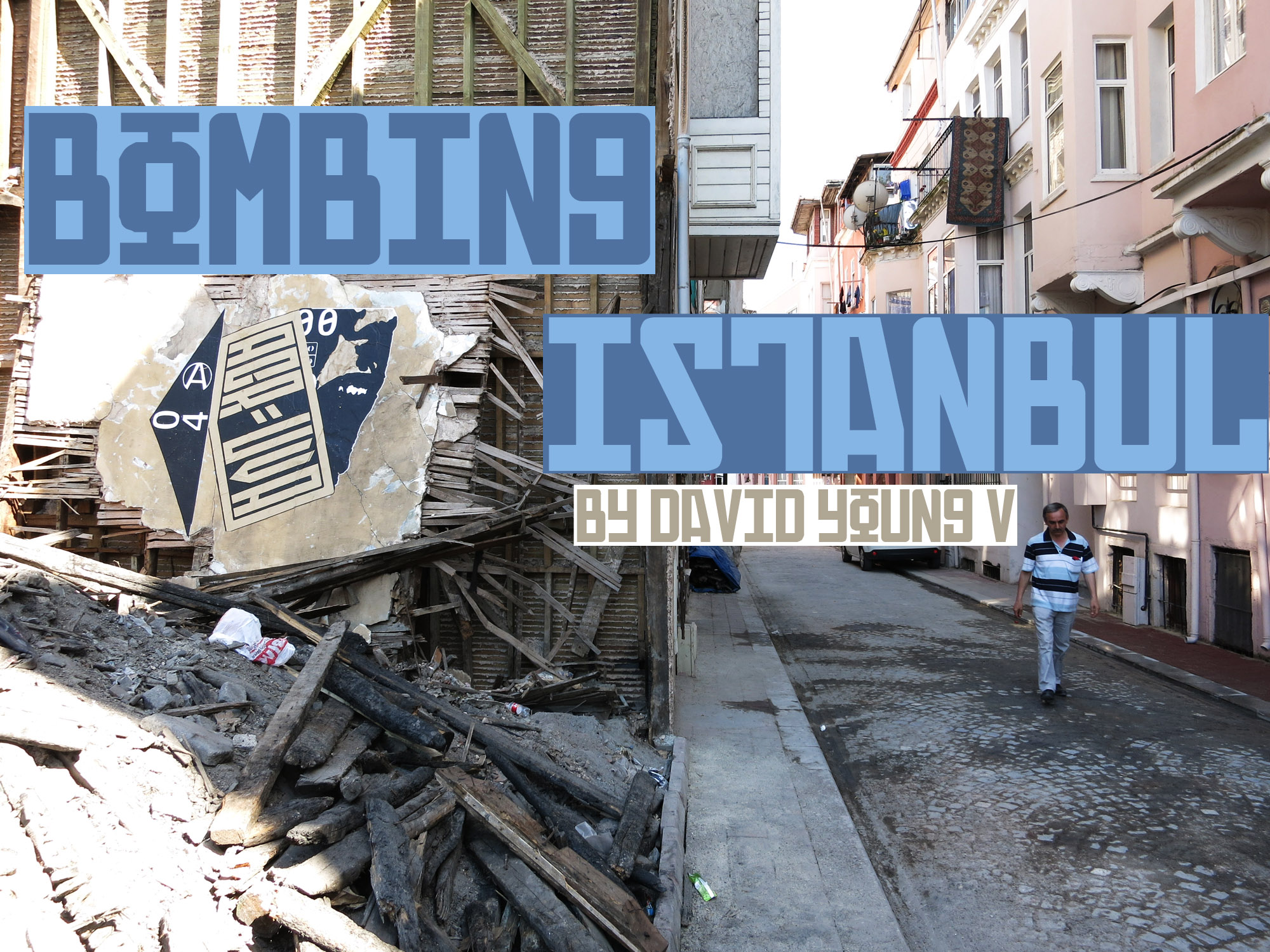 Bombing Instanbul_Article
