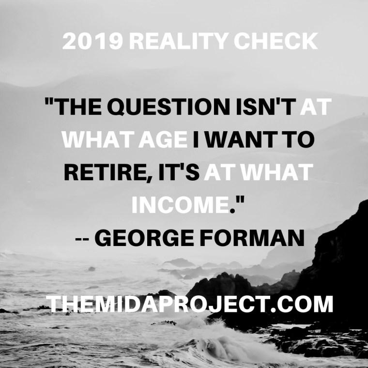 finance reality check