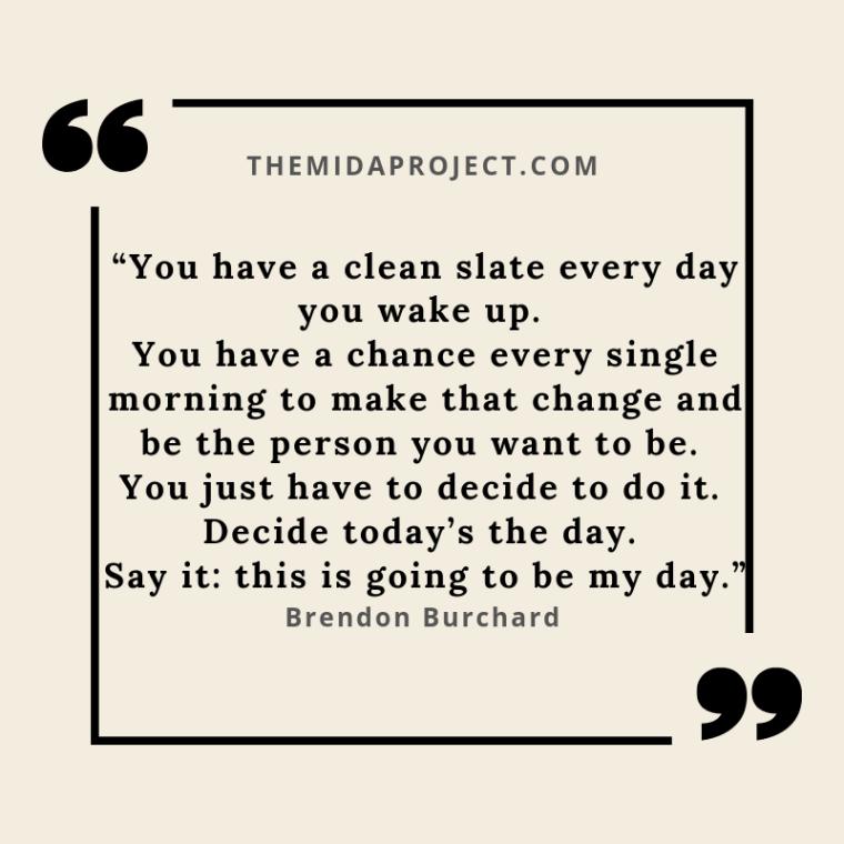 Wake Up - Brendon Burchard