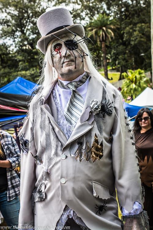 Zombie Apocalypse? Attending the Brisbane Zombie Walk