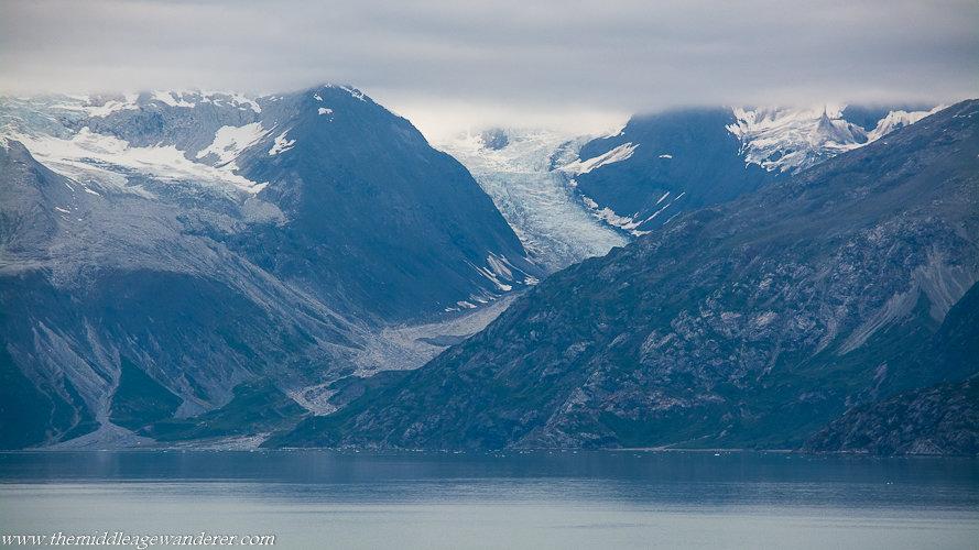 Sailing Glacier Bay, Alaska