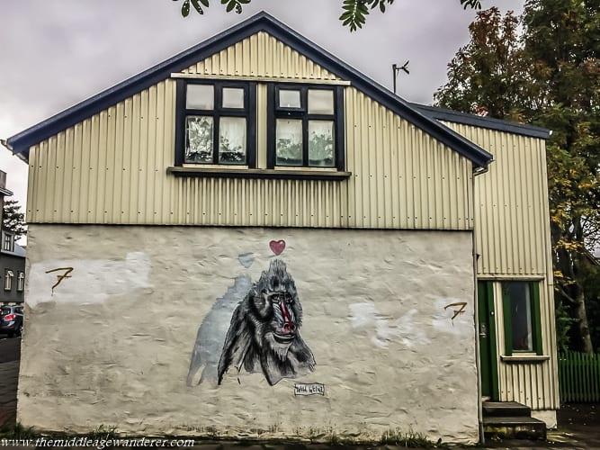 Street Art of Reykjavik
