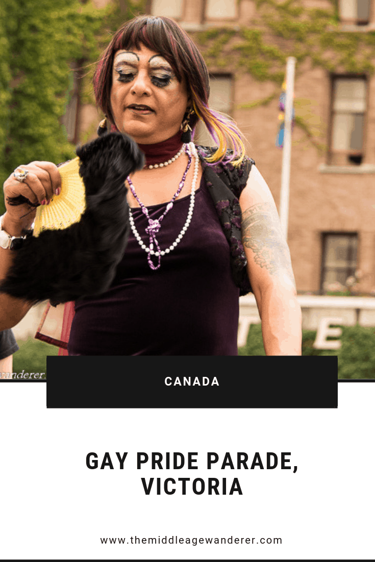 Gay Pride Parade, Victoria