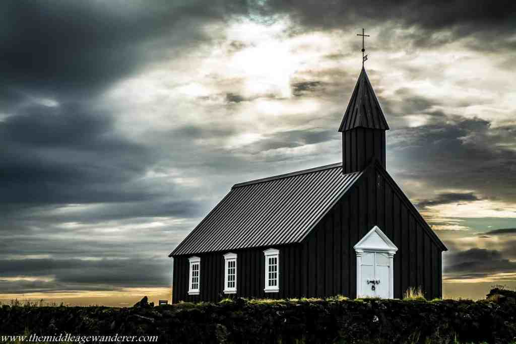 Budhir Black Church